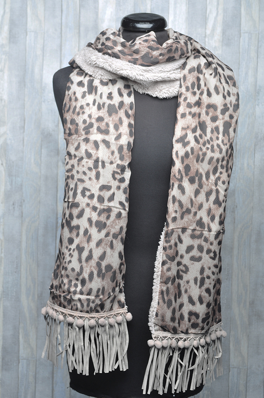 Sjaal tijger