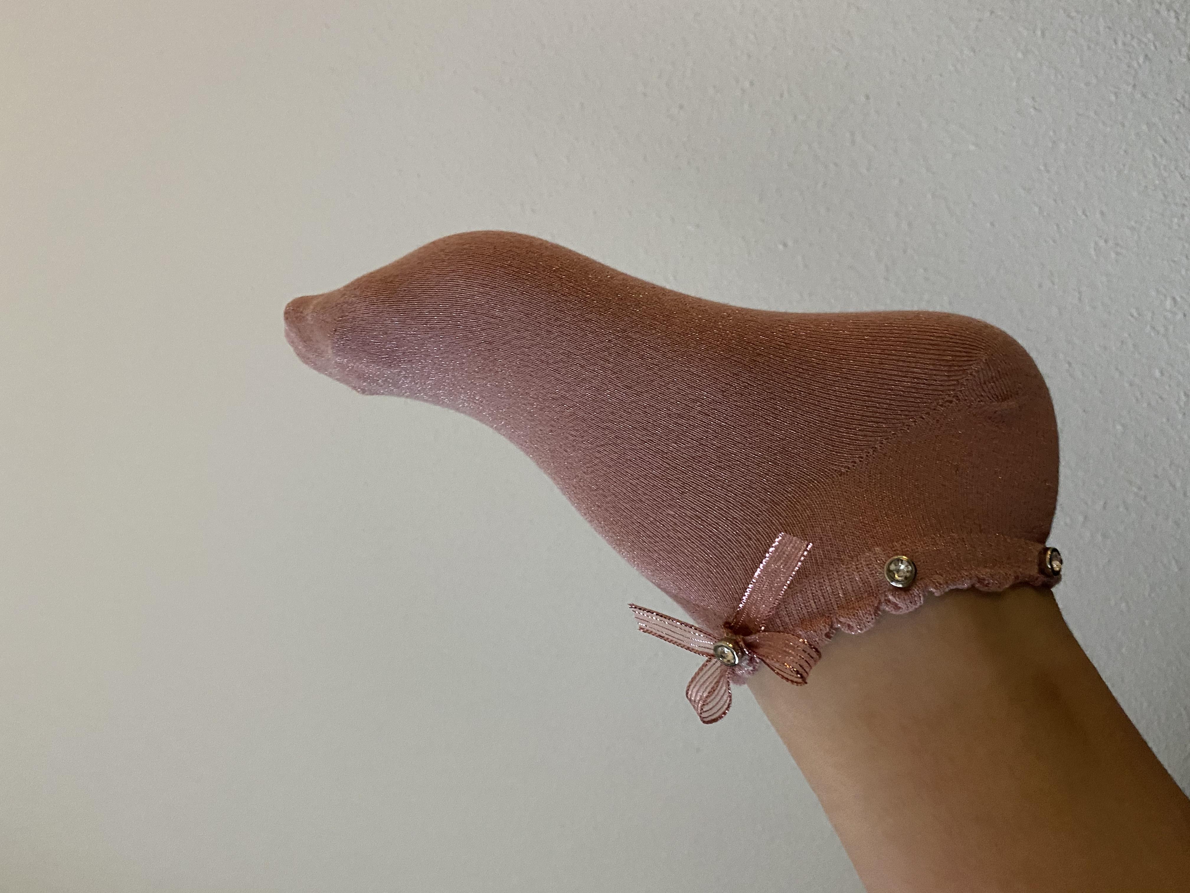 Sokken Roze
